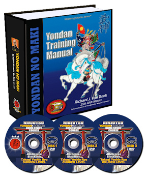 Yondan Ninjutsu home study course